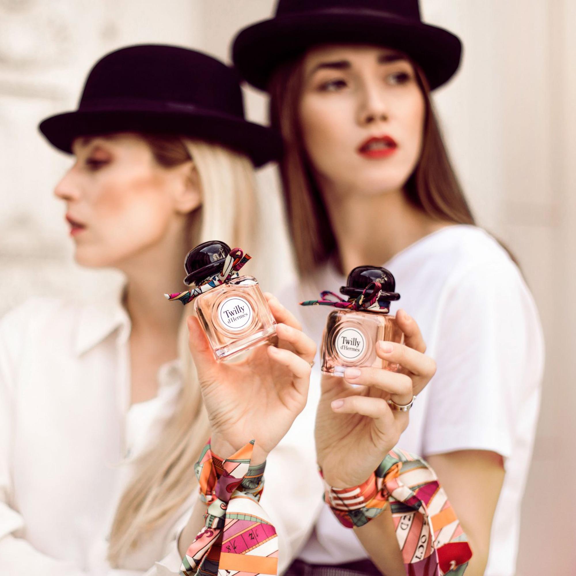 Nước hoa nữ Twilly d'Hermès chai xịt 75ml