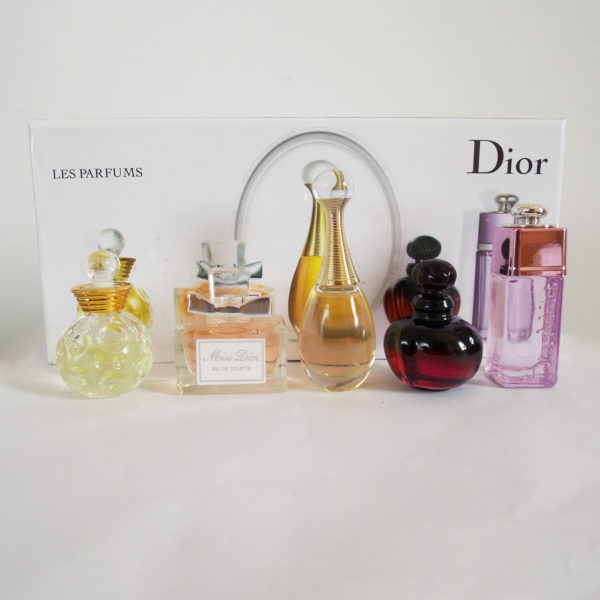 Set 5 Chai Nước Hoa Dior mini