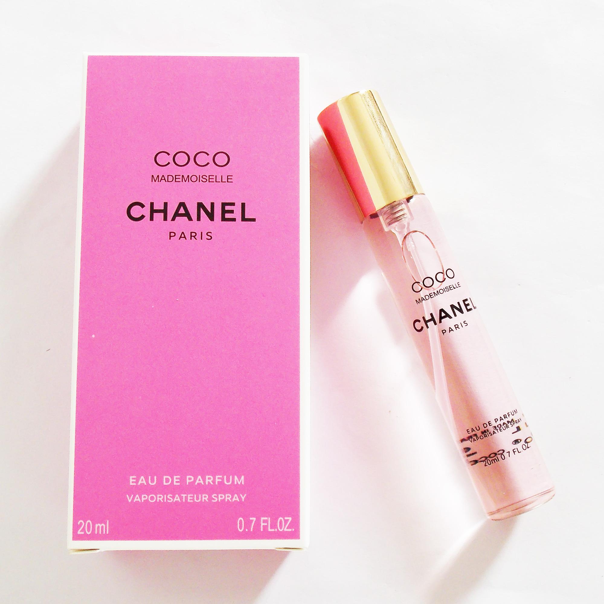 Nước hoa mùi dịu nhẹ dễ chịu Chanel