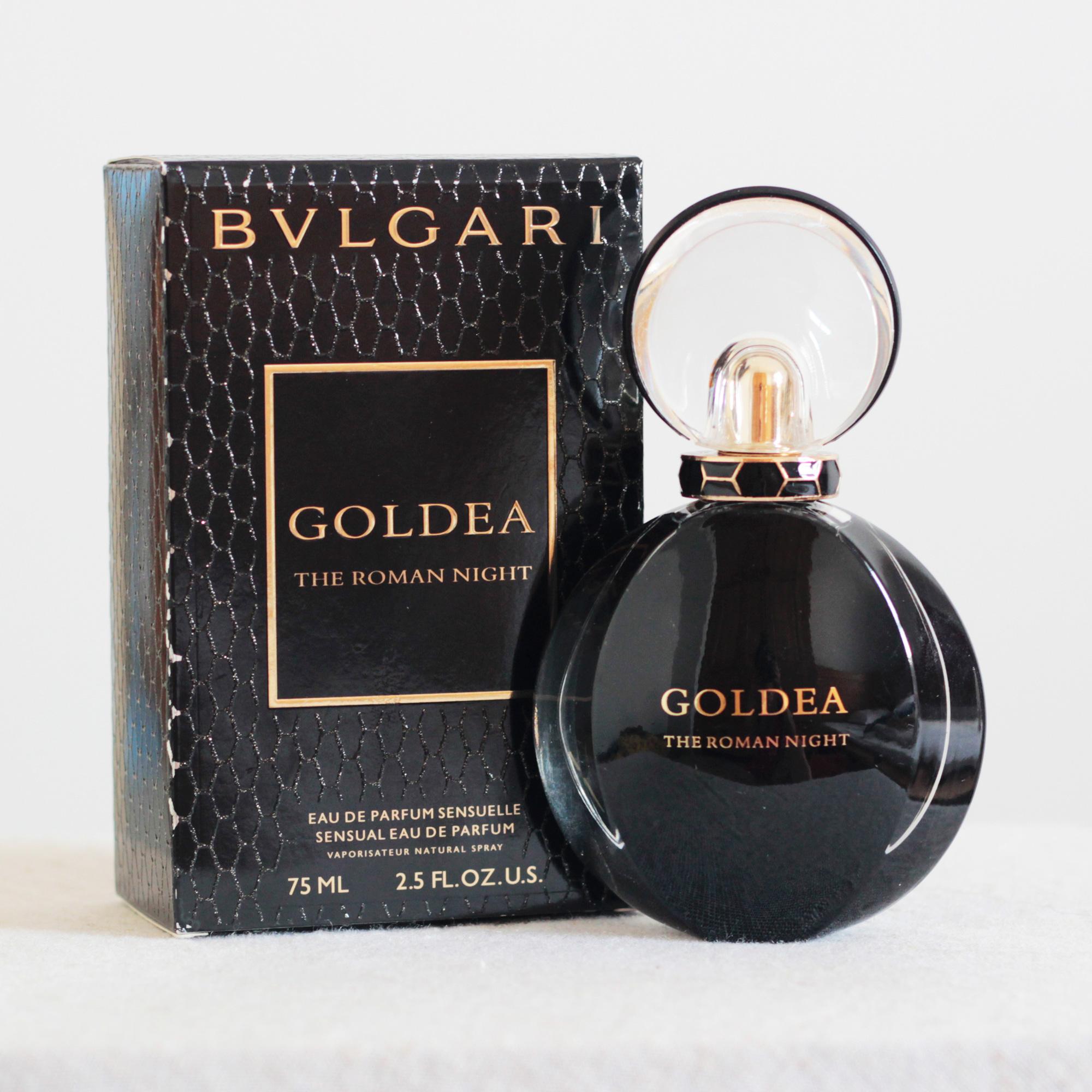 Nước hoa nữ BVLGARI GOLDE