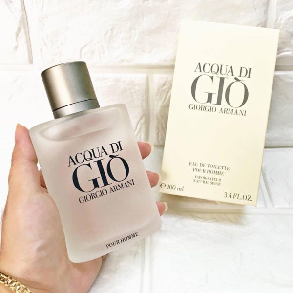 Nước hoa nam Acqua Di Gio For Men