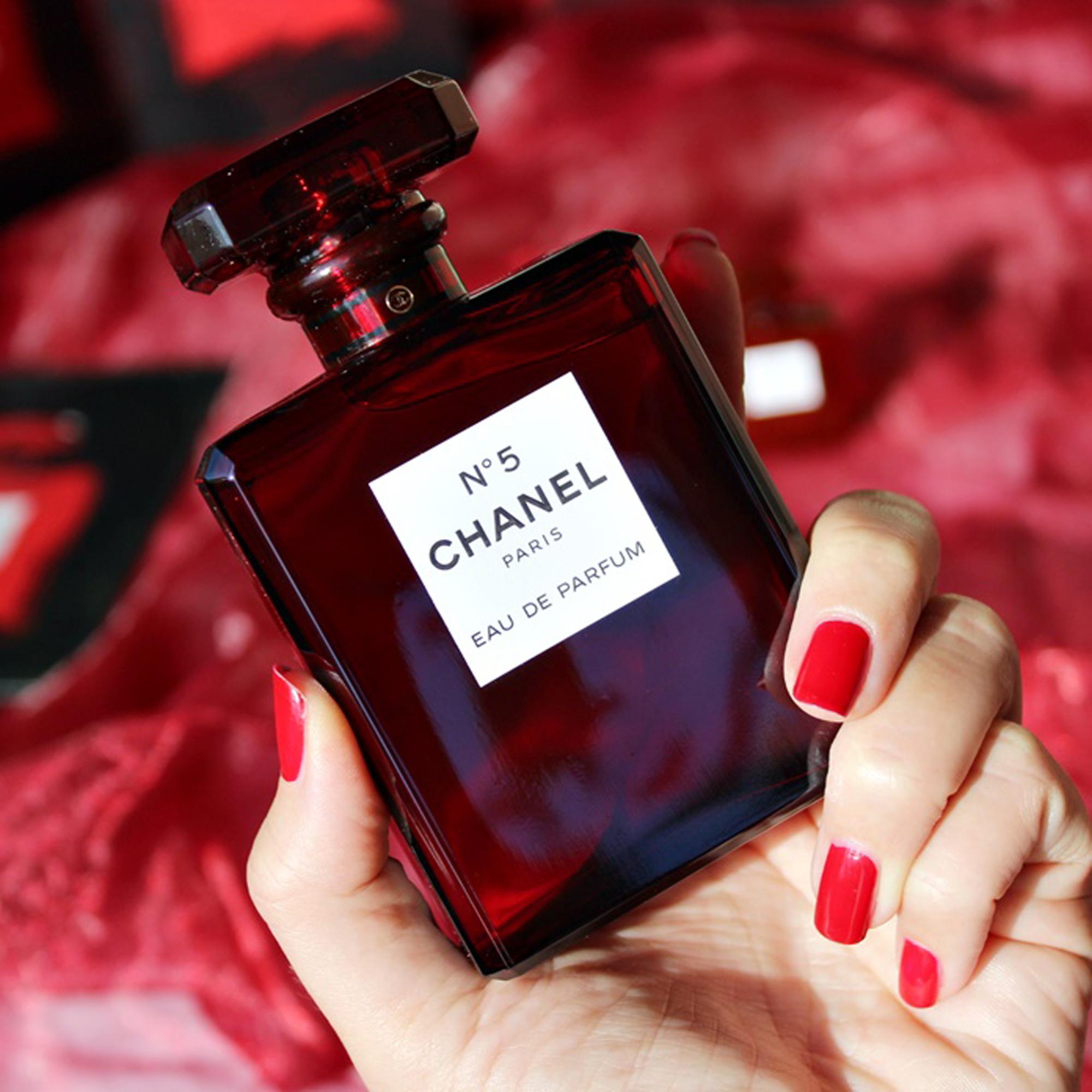Nước Hoa nữ Chanel N°5 Đỏ