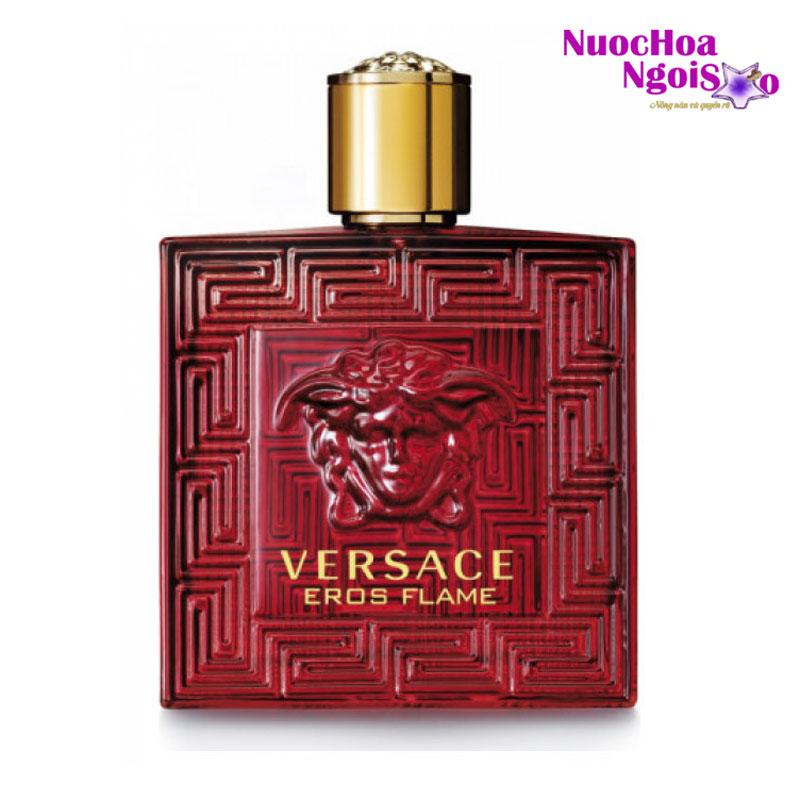 Nước hoa nam Versace Eros Flame for Men đỏ
