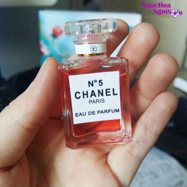 Nước hoa mini Chanel N5 5ml