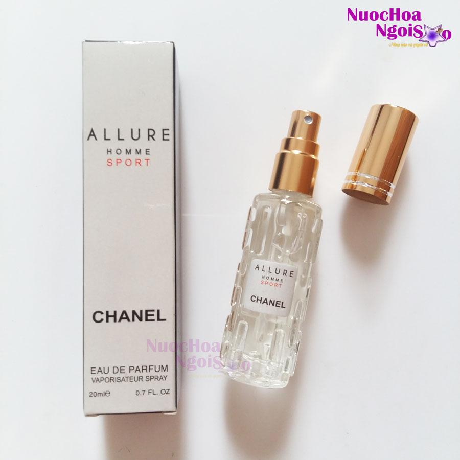 Nước hoa nam Chanel Allure Homme Sport 20ml