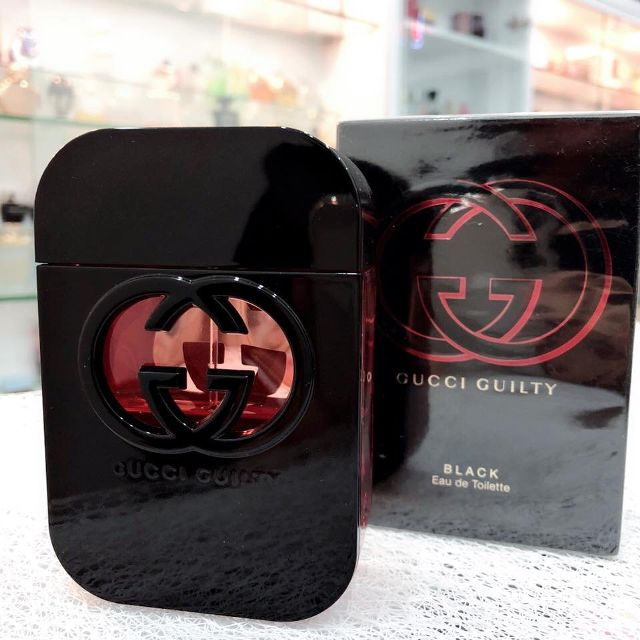 Nước hoa nữ GUCCI GUILTY BLACK POUR