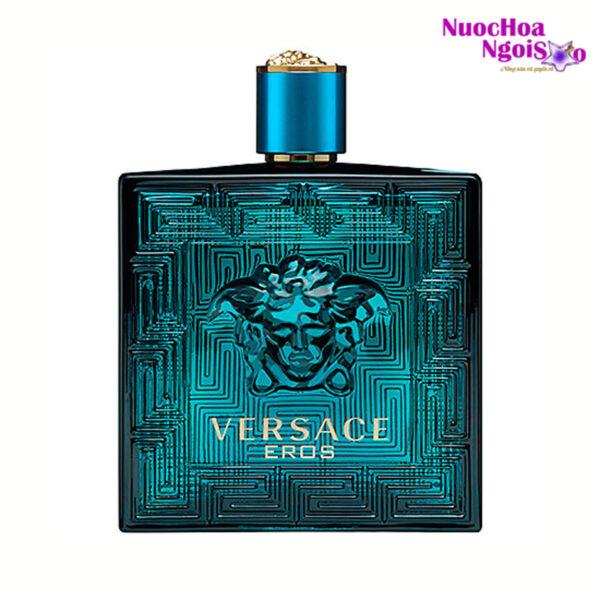 Nước hoa nam Vresace Eros For men màu xanh