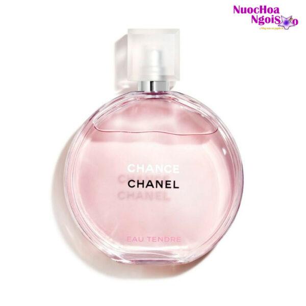 Nước hoa nữ Chance Chanel hồng