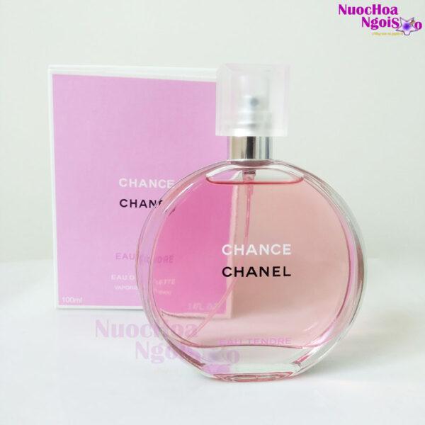Nước hoa nữ Chanel Chance Eau Tendre EDT