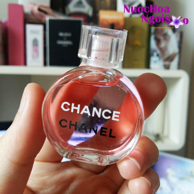 Nước hoa mini Chance Chanel