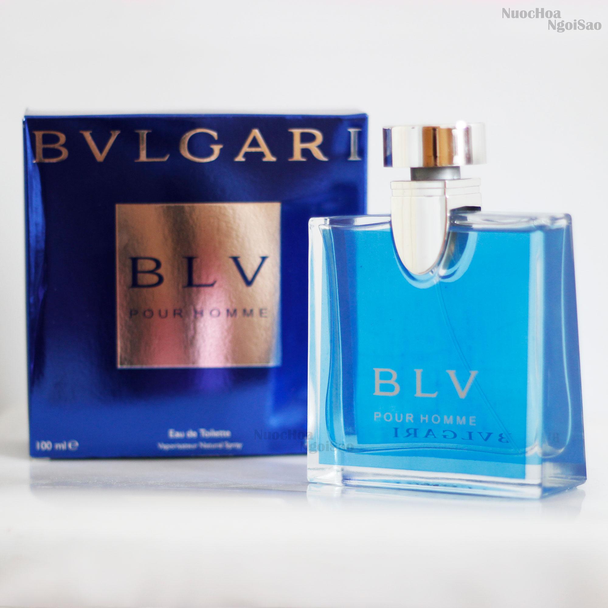 Nước hoa nam BVL 100ml