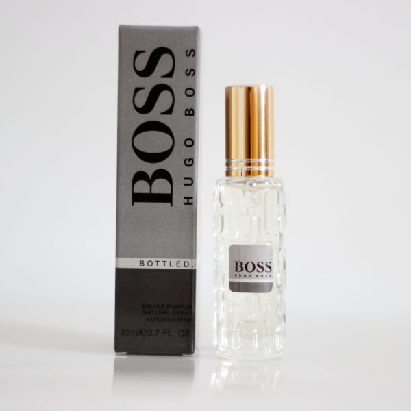 Nước hoa nam Hugo Boss - BOSS BOTTLED SPORT 20ml chai xịt