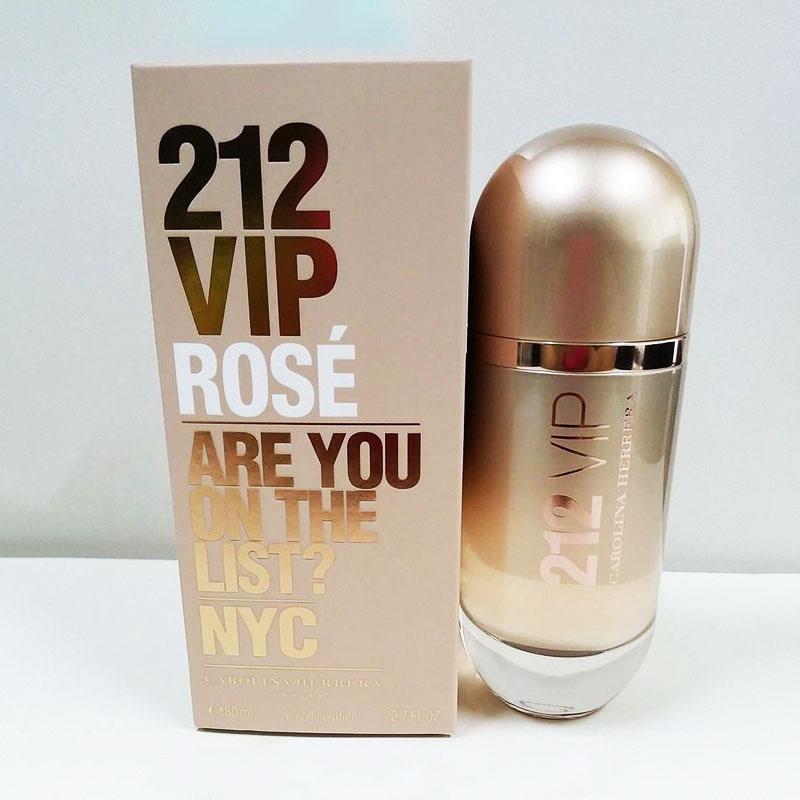 Nước hoa nữ 212 VIP Rosé CAROLINA