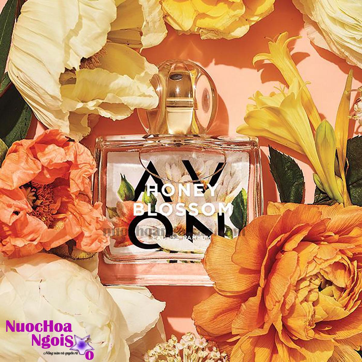 Nước hoa nữ Avon Flourish Honey Blossom Eau de Parfum