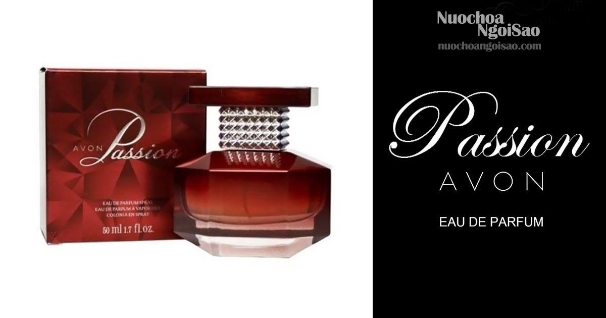 Nước hoa nữ Avon Passion của hãng AVON