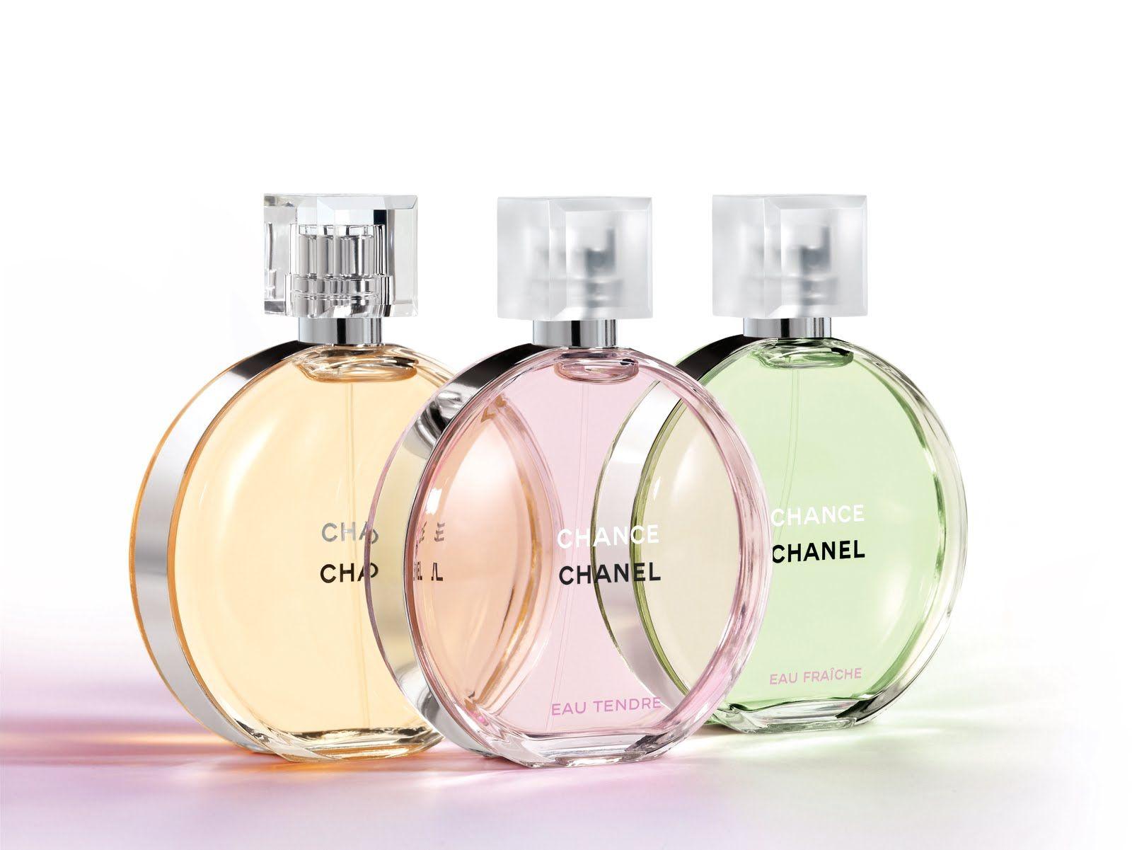 Nước hoa nữ Chance Chanel