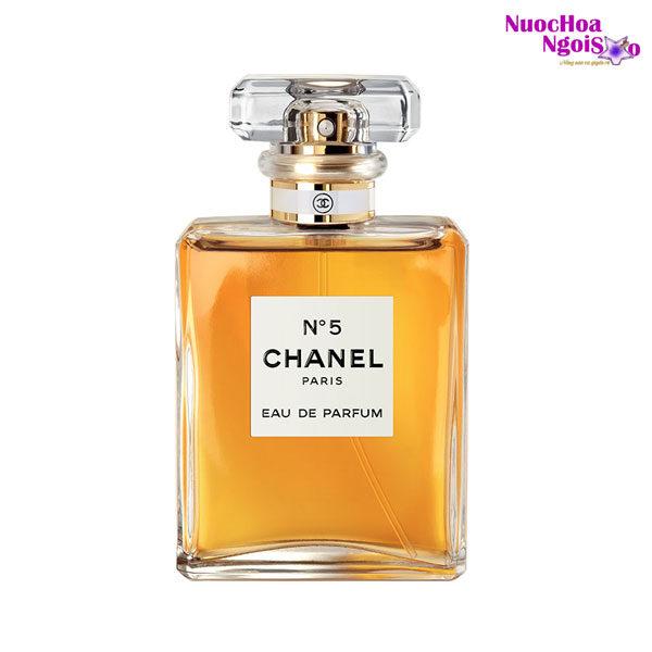 Nước hoa nữ Chanel N°5