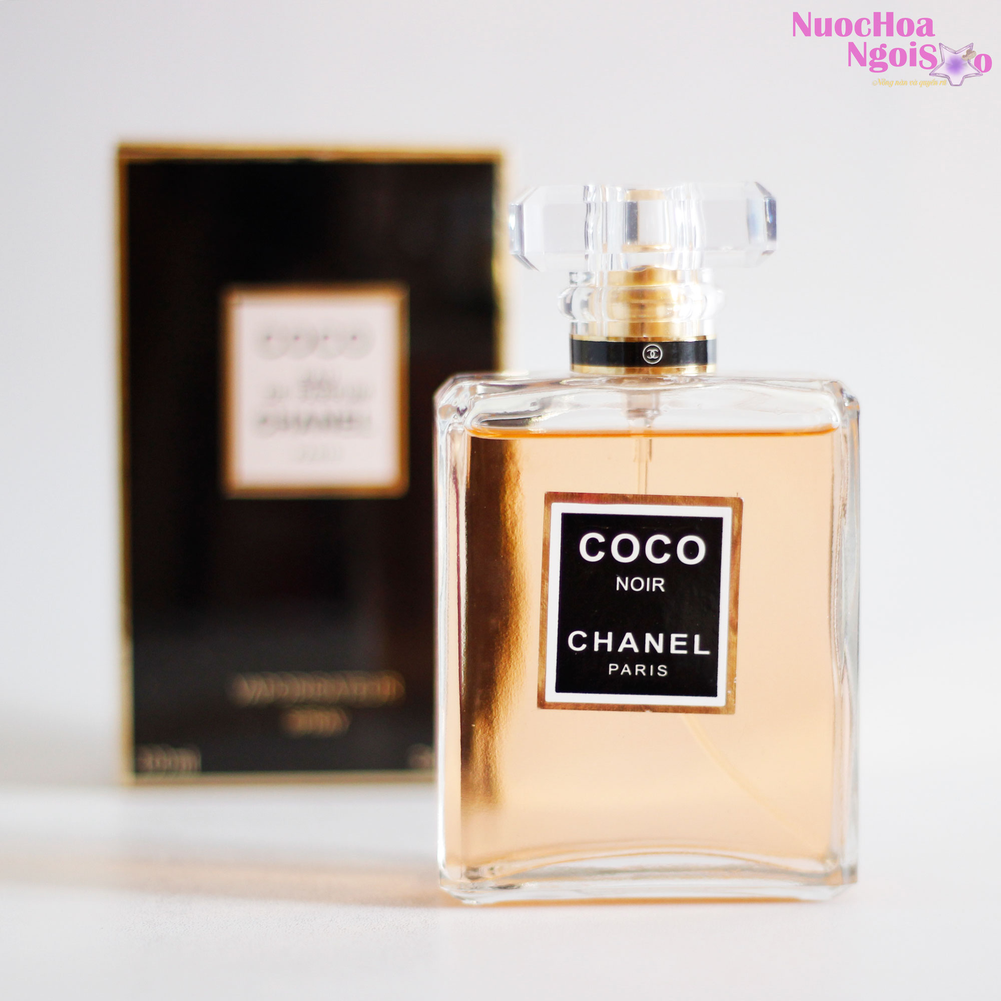 Nước hoa nữ Coco Eau de Parfum của hãng CHANEL
