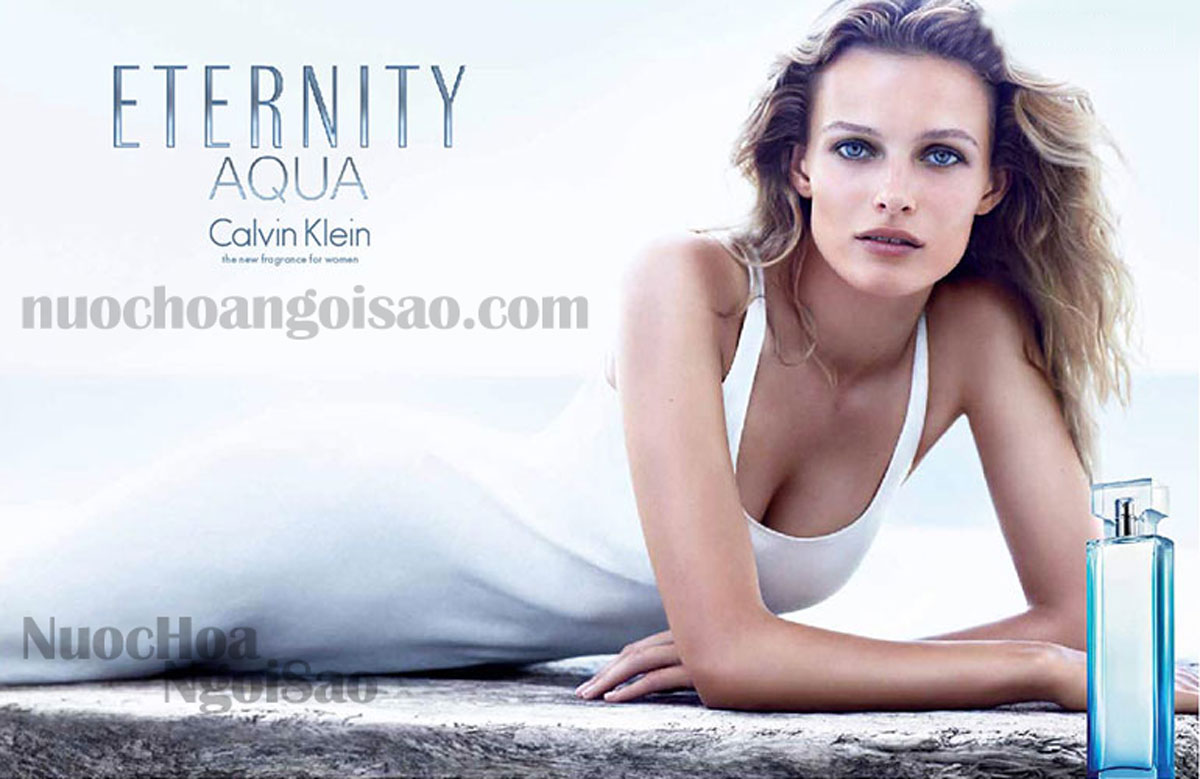 Nước hoa nữ Eternity Aqua for Women của hãng CALVIN KLEIN
