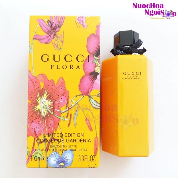 Nước hoa nữ Gucci Flora Gorgeous Gardenia