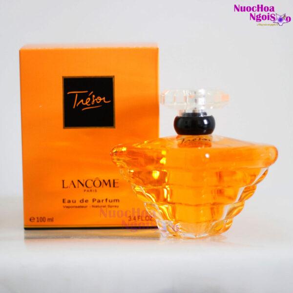 Nước hoa nữ Tresor của hãng LANCOME