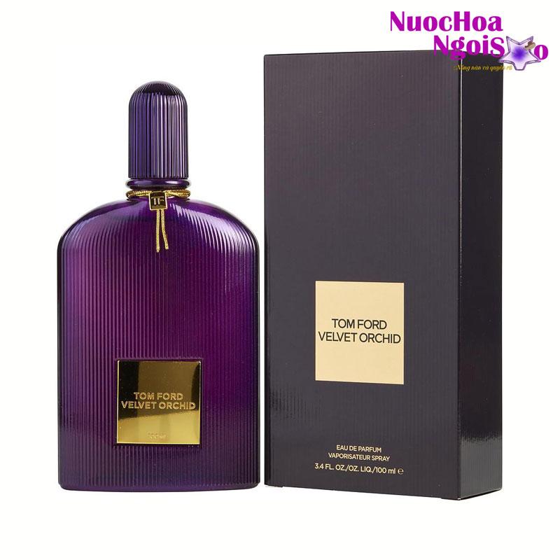 Nước hoa nữ Velvet Orchid TOM FORD