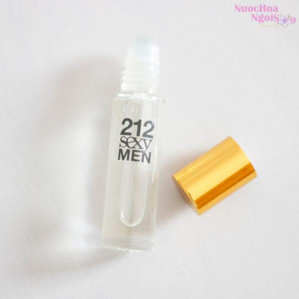 Tinh dầu nước hoa 212 sexy men