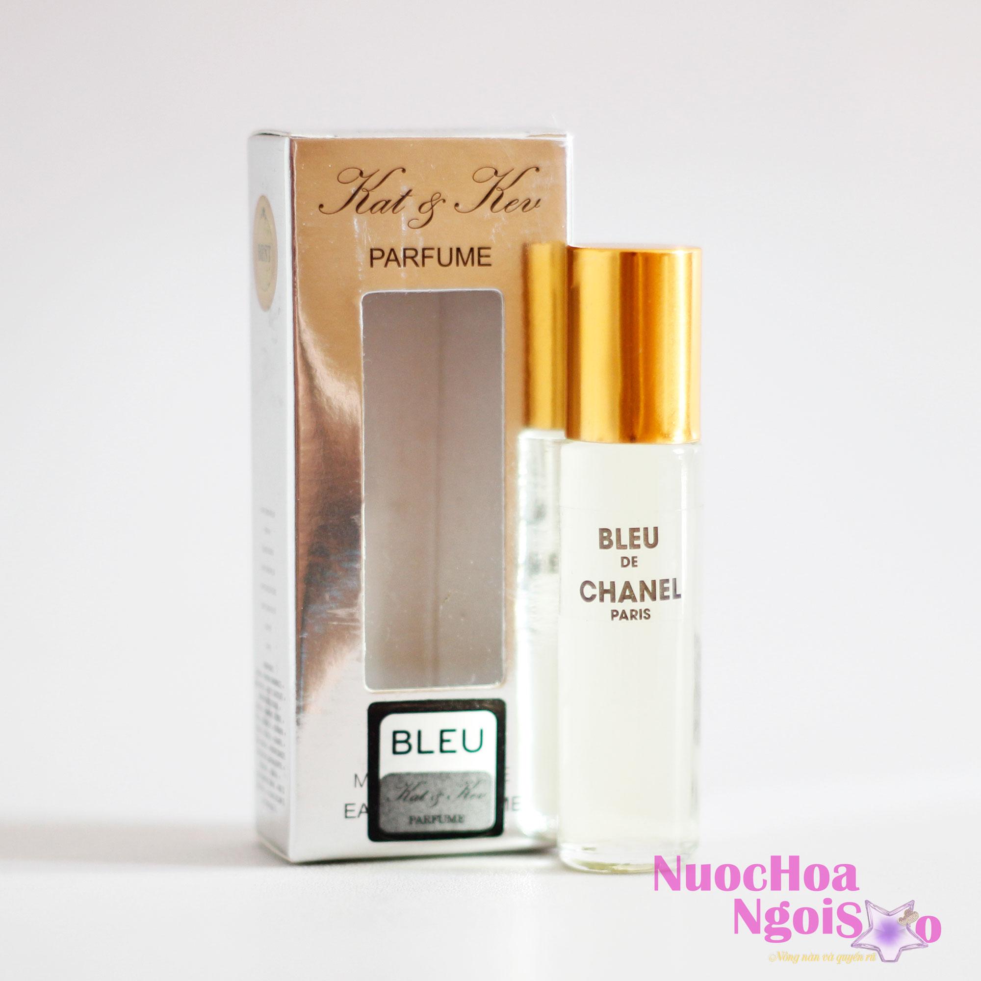 Tinh dầu Nước hoa nam chai lăn Bleu Chanel 10ml