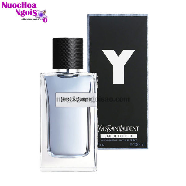 Nước hoa nam Yves Saint Laurent- YSL Y Men