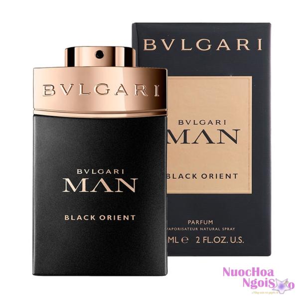 Nước hoa nam Bvlgari Man Black Orient for men