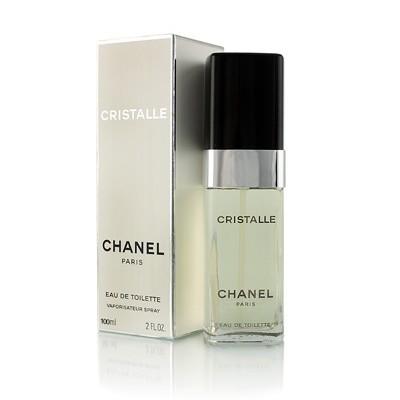 Nước hoa nữ Cristalle Eau Verte của hãng CHANEL