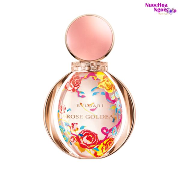 Nước hoa nữ Rose Goldea Bvlgari