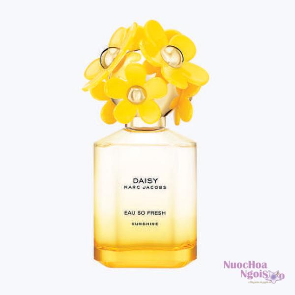 Nước hoa nữ Daisy Eau So Fresh Sunshine