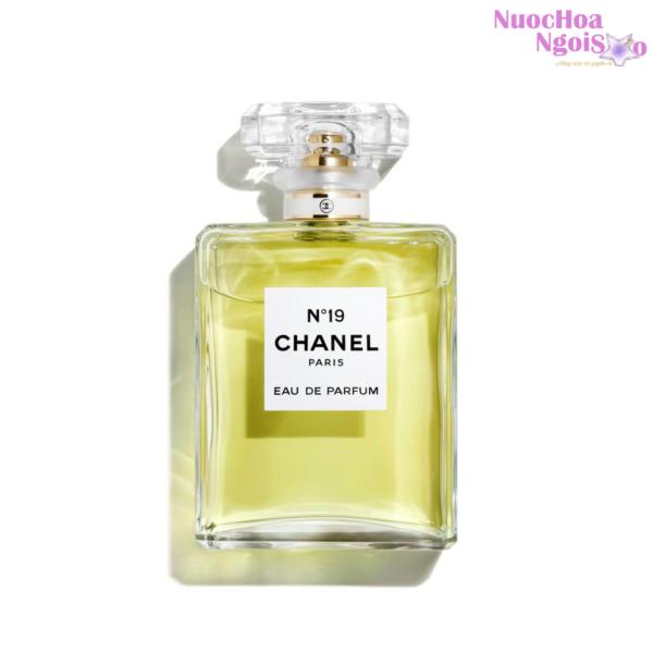Nước hoa nữ Chanel N19 EAU DE PARFUM SPRAY