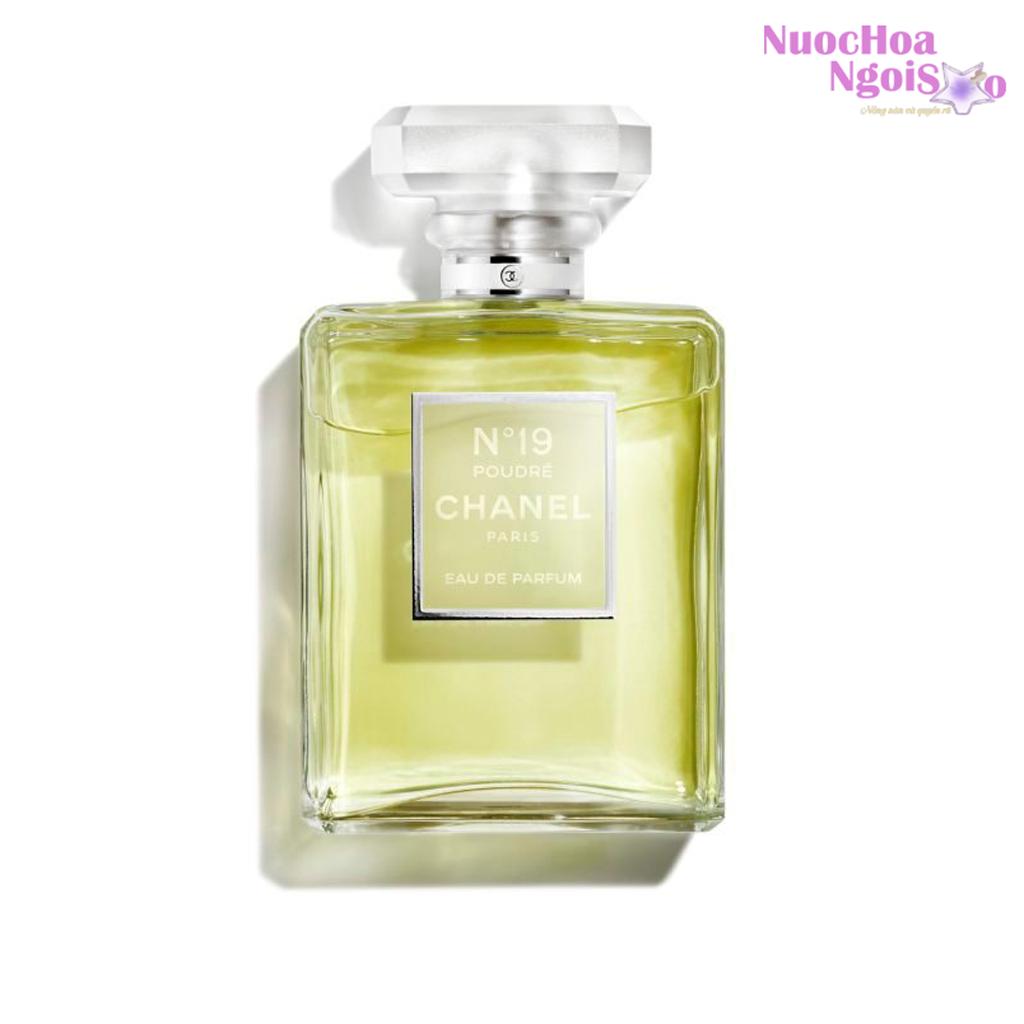 Nước hoa nữ Chanel N°19 POUDRÉ EAU DE PARFUM SPRAY