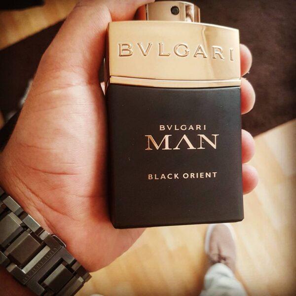 Nước hoa nam BVLGARI Man Black Orient