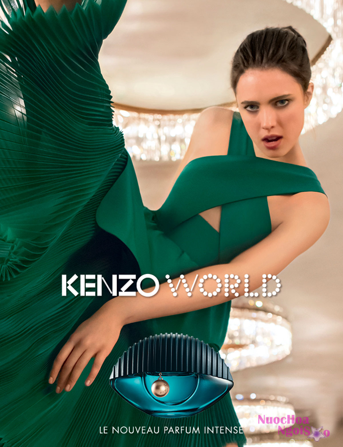 Kenzo World là nỗi khát khao cháy bỏng được thoát khỏi xã hội thượng lưu của một cô gái cá tính