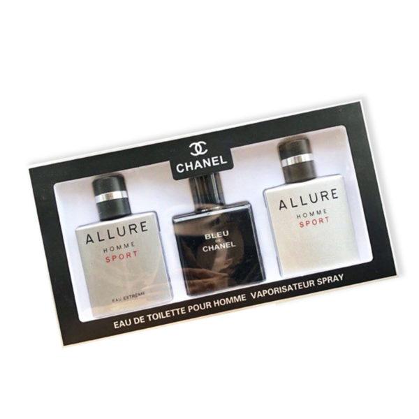 Set 3 chai nước hoa Chanel Pháp