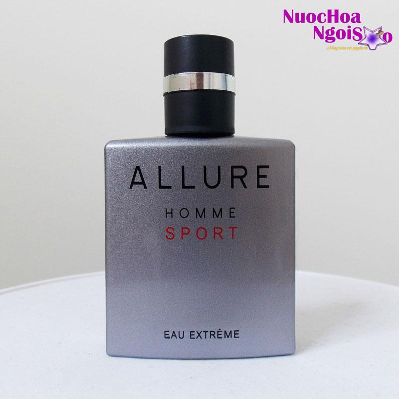 Nước hoa nam Allure Chanel Homme Sport