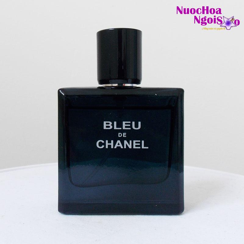 Nước hoa Bleu Chanel hương gỗ thơm