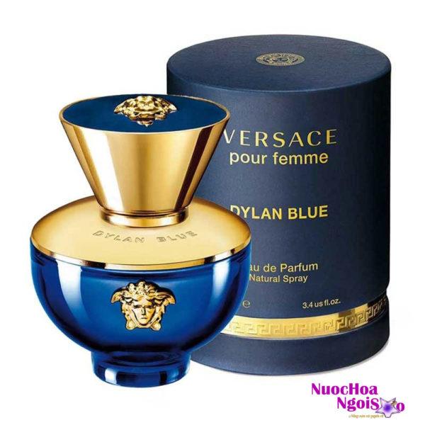 Nước hoa nữ Pour Femme Dylan Blue của hãng VERSACE