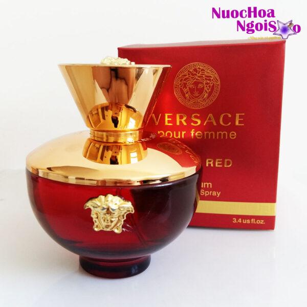 Nước hoa nữ Pour Femme Dylan Red VERSACE