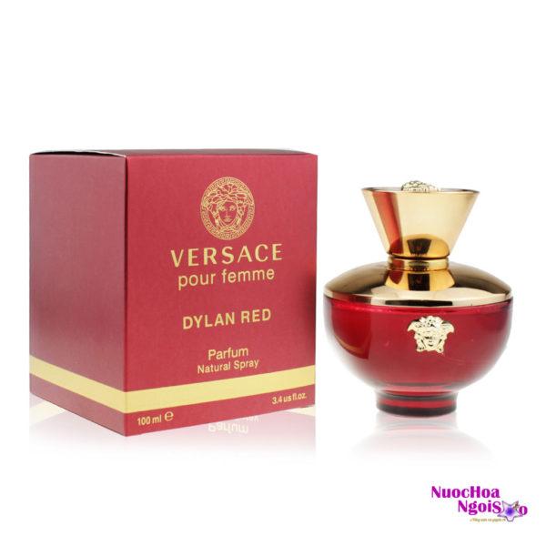 Nước hoa nữ Pour Femme Dylan Red của hãng VERSACE