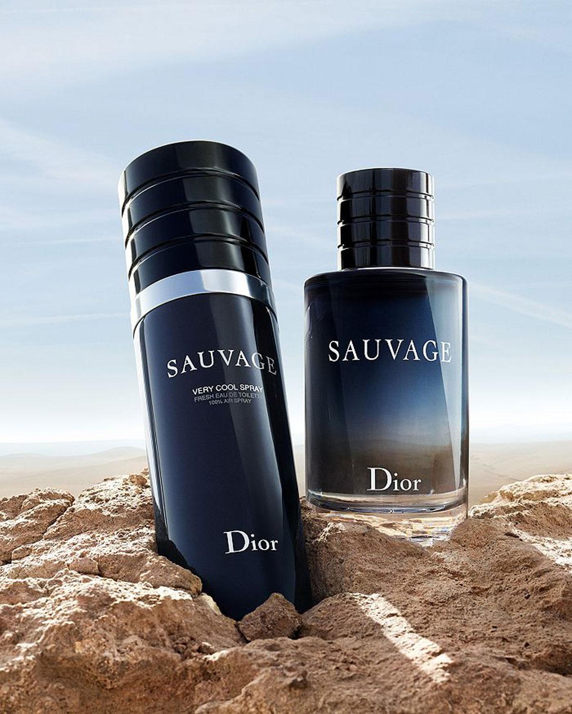 Nước hoa nam Sauvage của hãng CHRISTIAN DIOR