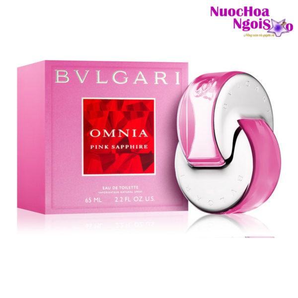 Nước hoa nữ Omnia Pink Sapphire for women