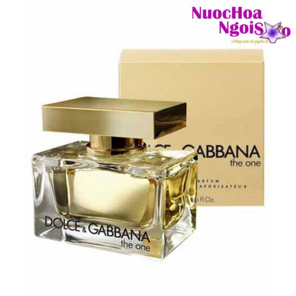Nước hoa nữ The One của hãng DOLCE&GABBANA