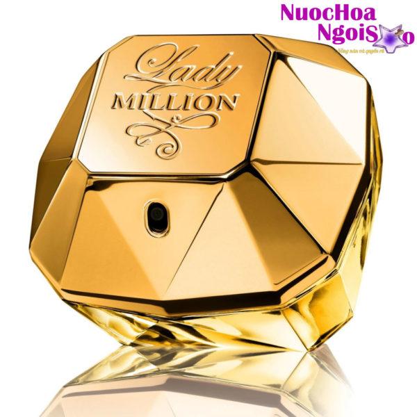 Nước hoa nữ Lady Million