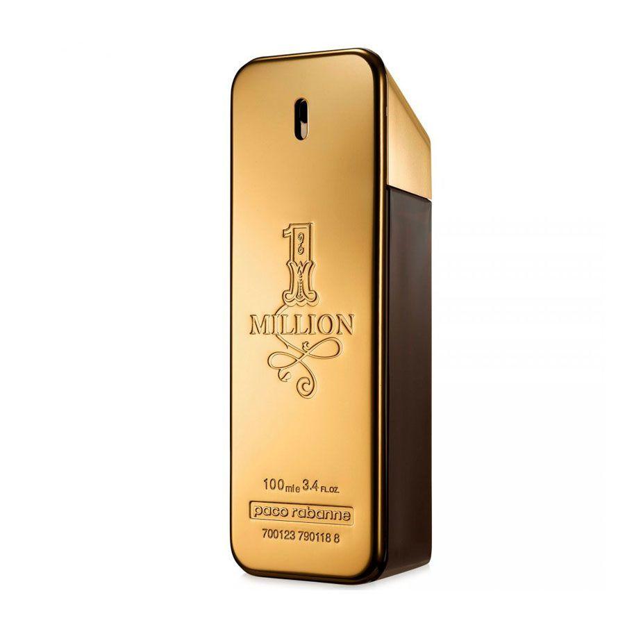 Thiết kế của 1 Million dưới dạng một thanh mạ vàng ròng