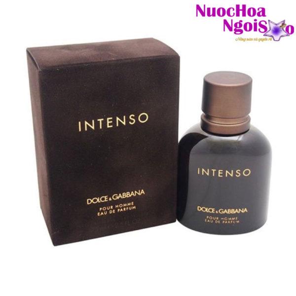 Nước hoa nam Dolce&Gabbana Pour Homme Intenso của hãng DOLCE&GABBANA