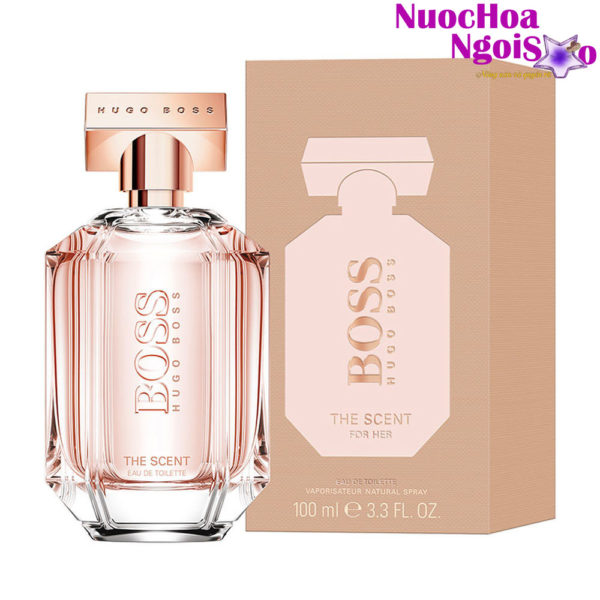 Nước hoa nữ Boss The Scent For Her Intense
